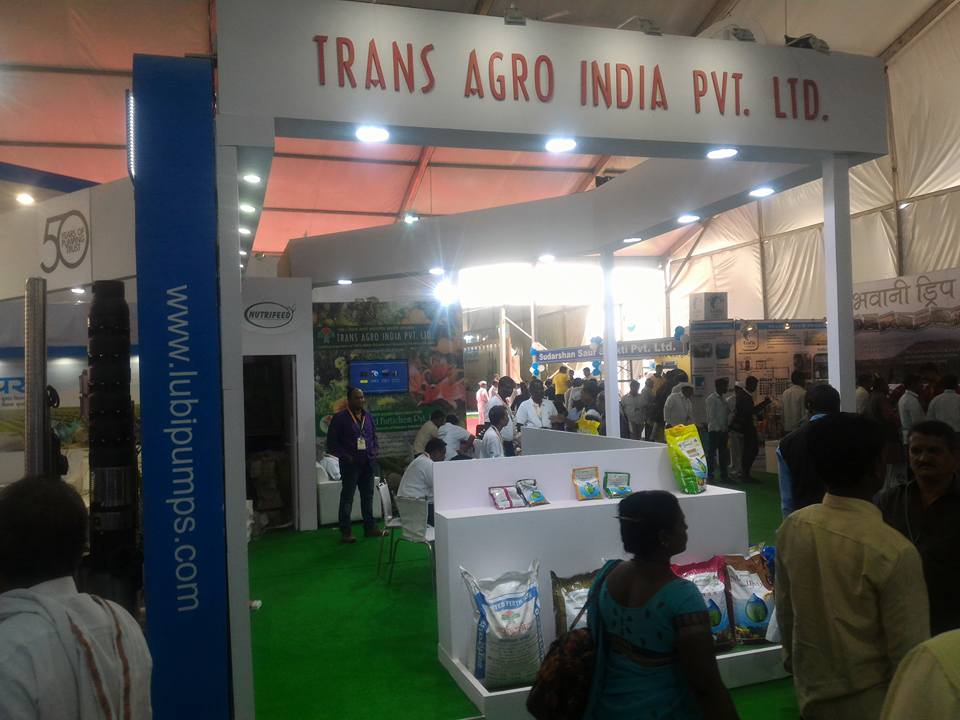 Exhibition Stall In Pune : Stall setup for kisan agro exhibition pune madiha event